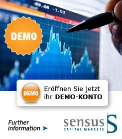 Sensus Capital Markets ltd Demokonto