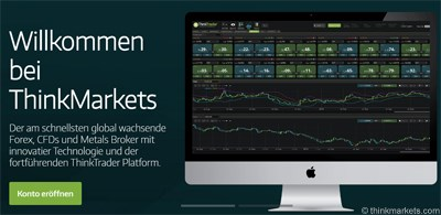 ThinkMarkets Broker Erfahrungen