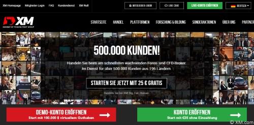 XM.com Broker Erfahrungen